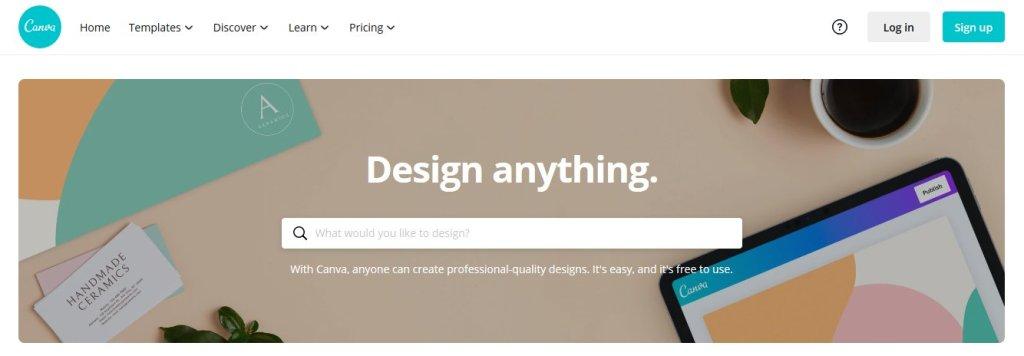 Collaborate Create Amazing Graphic Design for Free- Canva