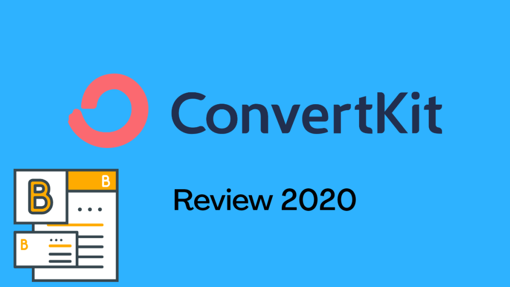 ConvertKit Email Marketing Tool Review and Setup 2020