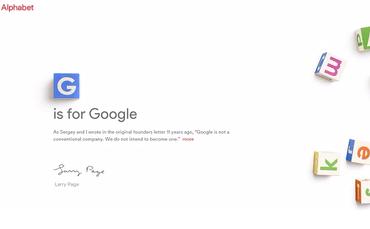 Why Did Google Choose ABC.XYZ for the Alphabet Domain Name
