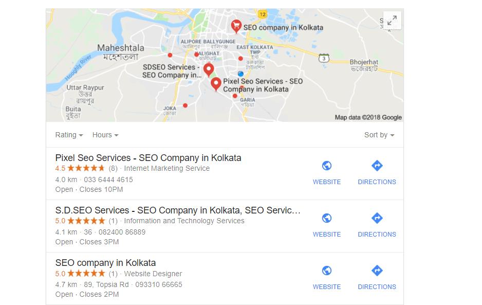 schema markup google my business