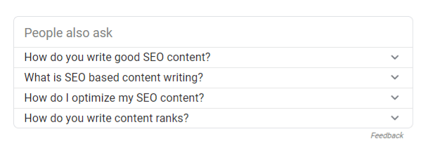 Finding potential topics by combining keyword suggestion tools' results with Google's search results