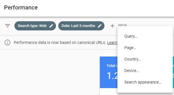 Finding out the ratio of brand searches in Google Search Console