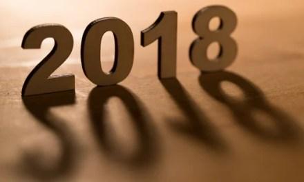 Ten blogs to follow in 2018