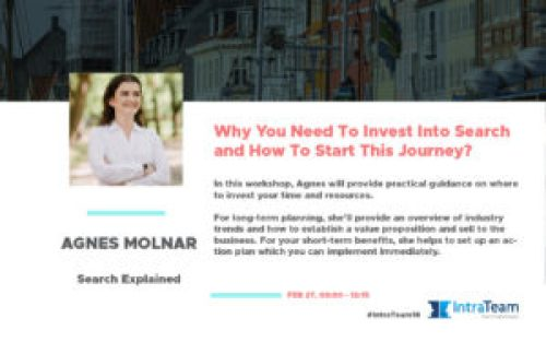 Agnes Molnar Why You Need To Invest...
