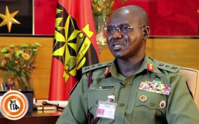 NIGERIAN ARMY ISSUES UPDATE ON WAR AGAINST INSURGENTS