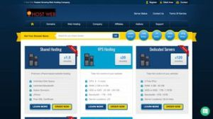 1 Host Web | Cheap Cloud Shared Hosting Plans with Unlimited Disk space & Bandwidth