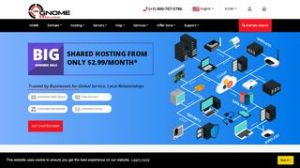 Gnome > Dedicated Server With Shared, Reseller Hosting - Ultra Fast