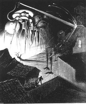 Artwork by Brazilian artist Henrique Alvim Corréa (1876-1910).