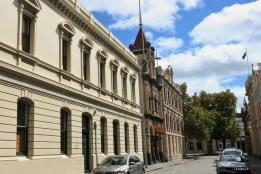 Interesting old buildings in Fremantle