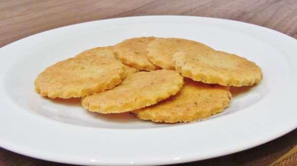 parmesan basil thins