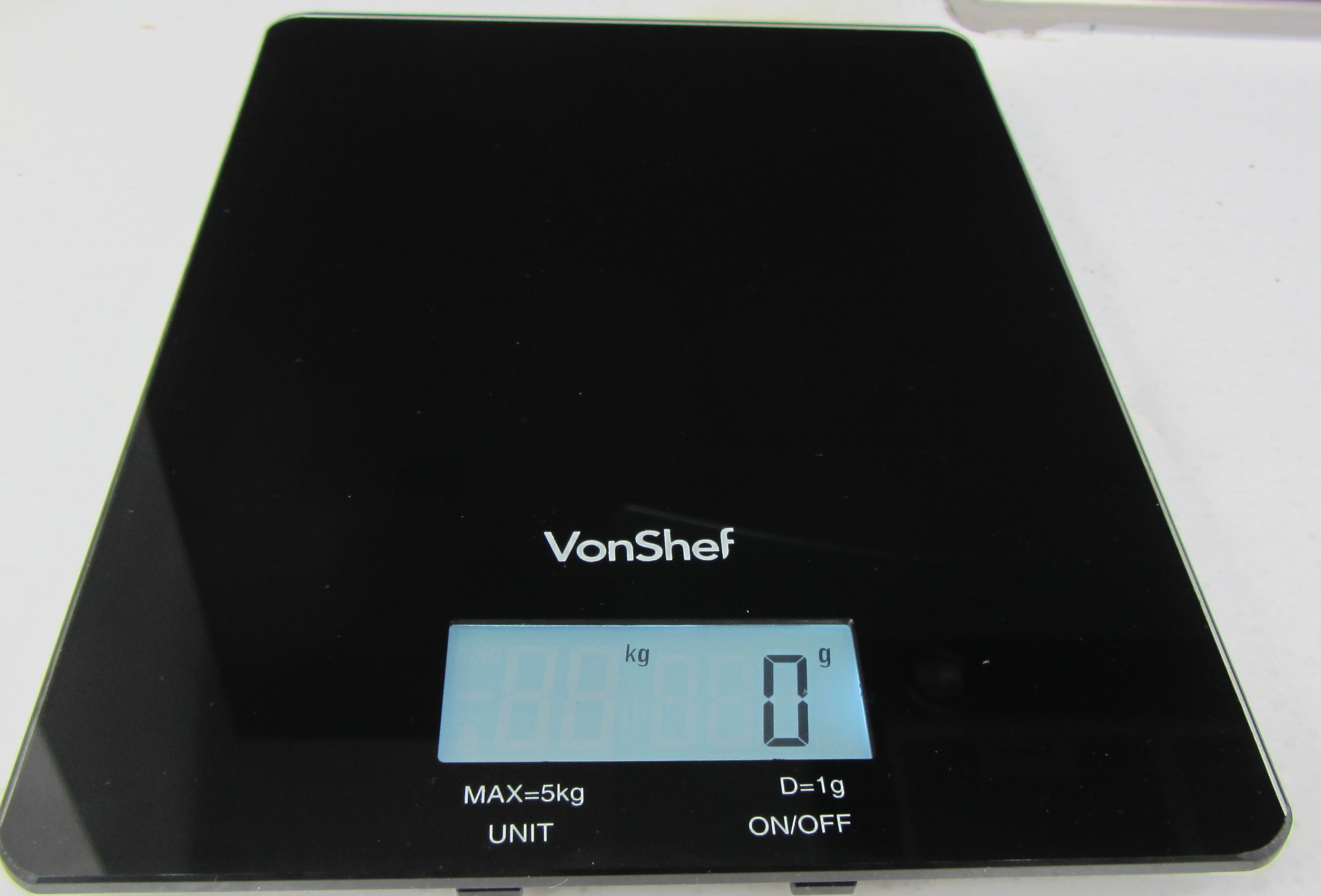 Kitchen Scale First Impression Very Smart