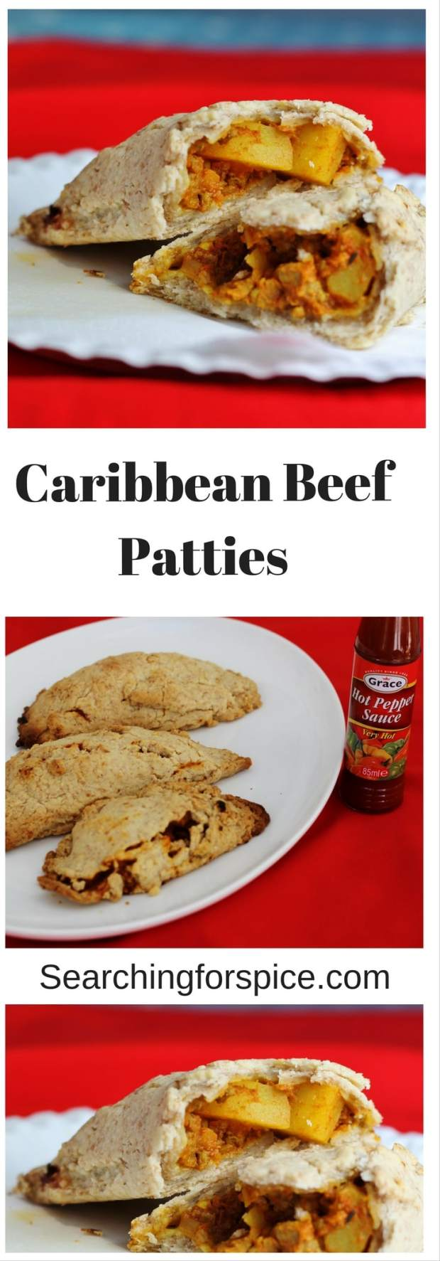 Caribbean Beef Patties for Caribbean Food Week 2016 - Searching for ...