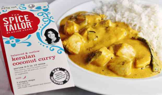 The Spice Tailor Keralan Coconut Curry