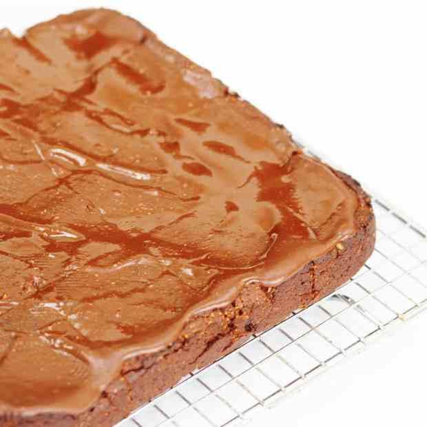 Deliciously Ella's Sweet potato brownies