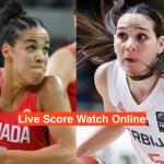 Serbia vs Canada Basketball Live Score – Tokyo Olympics Basketball Live Stream Free
