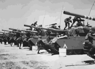 6 Day War Tanks