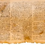 Are there archaeological finds that disprove the Bible - the Dead Sea scrolls?