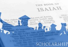 Search Isaiah - Ann Madsen - Isaiah Scholarship