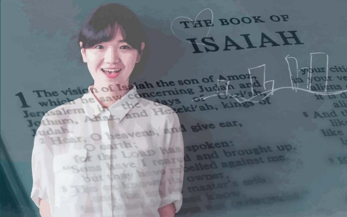 Search Isaiah - Ann Madsen - Students Become Teachers As They Study Isaiah