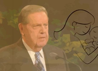 Elder Holland and Mothers