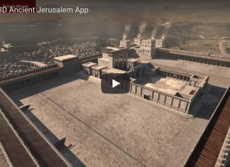 BYU's 3D Jerusalem Tour