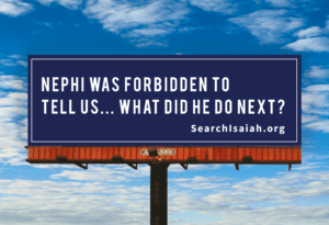 searchisaiah.org freeway billboard