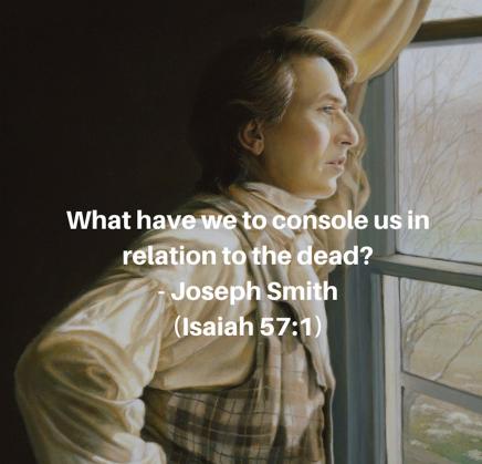 Joseph Smith - Isaiah 57:1