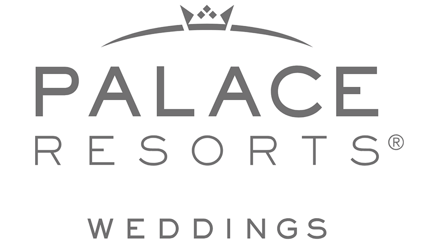 Palace Resorts Weddings Logo Vector Svg Png Seeklogovector Com