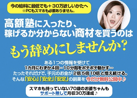 堀江秀吉 ホースキャッシュビジネス