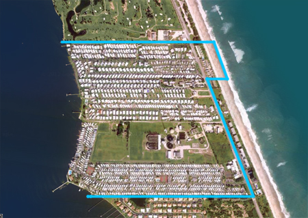 Outdoor Resorts Vicinity in Melbourne Beach FL