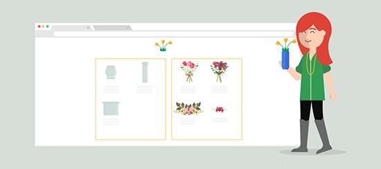 ร้านขายดอกไม้ ทำโฆษณา AdWords