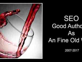การทำ SEO อย่างได้ผล เสมือนการบ่มไวน์ ราคาดีๆ