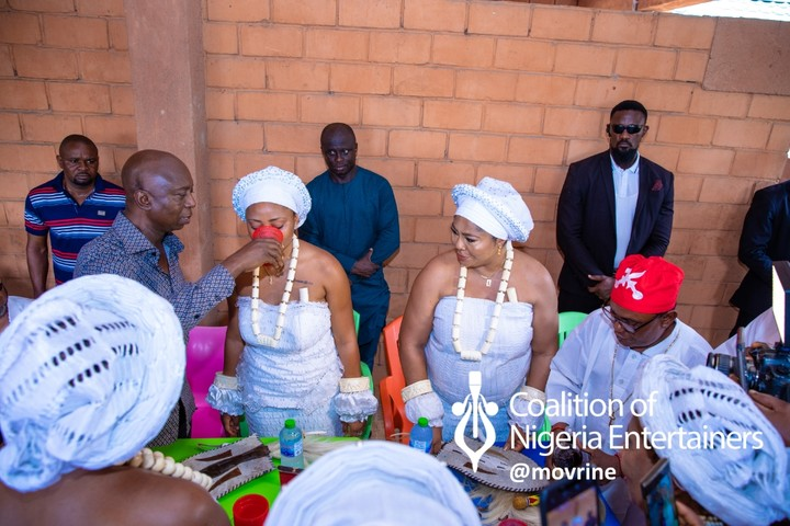Regina Daniels Speaks on her Marriage Introduction Rituals With Ned Nwoko