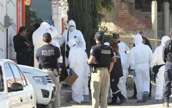 Ten Killed In Mexico Shoot-out Between Alleged Criminals