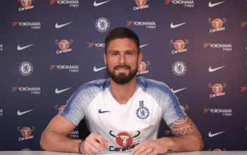 Giroud To Remain At Chelsea Next Season