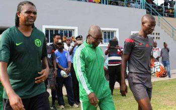 Kanu Canvasses Better Use of Ilaji Stadium Ibadan