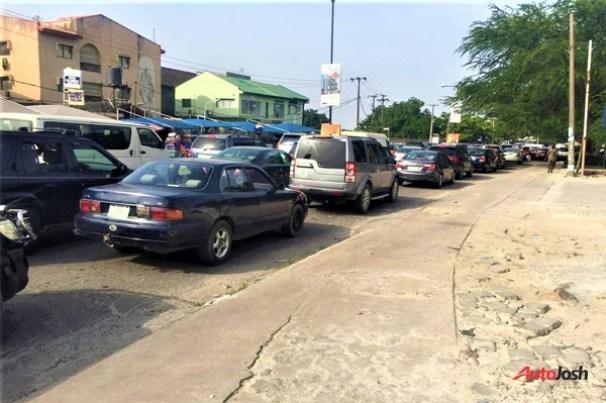 Gridlock At lekki-ikoyi Bridge Lagos 2