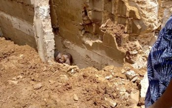 Man Dies In Enugu As Foundation At A Construction Site Collapses On Him