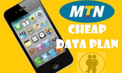 How to Activate MTN YouTube Plan 2021, Unlimited Data Bundle for Free
