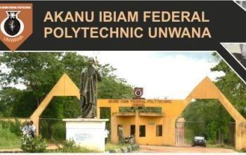 Akanu Ibiam Poly Part Time ND & Remedial Course Screening Form For 2019/2020