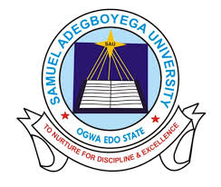 Samuel Adegboyega University (SAU) Post UTME & Direct Entry Admission Screening Form For 2019/2020 Academic Session And Registration Guide