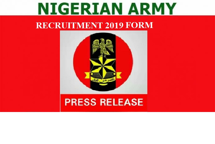 Nigerian Army DSSC Recruitment 2019 Application Open - SearchNGR