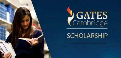 Gates Cambridge Scholarship Programme