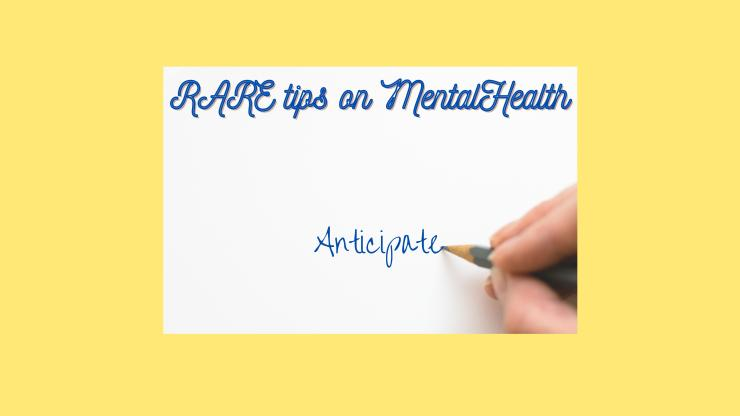 RARE tips on MentalHealth 4