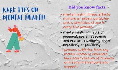 RARE tips on MentalHealth 3