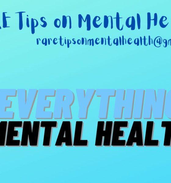 RARE Tips on MentalHealth 1