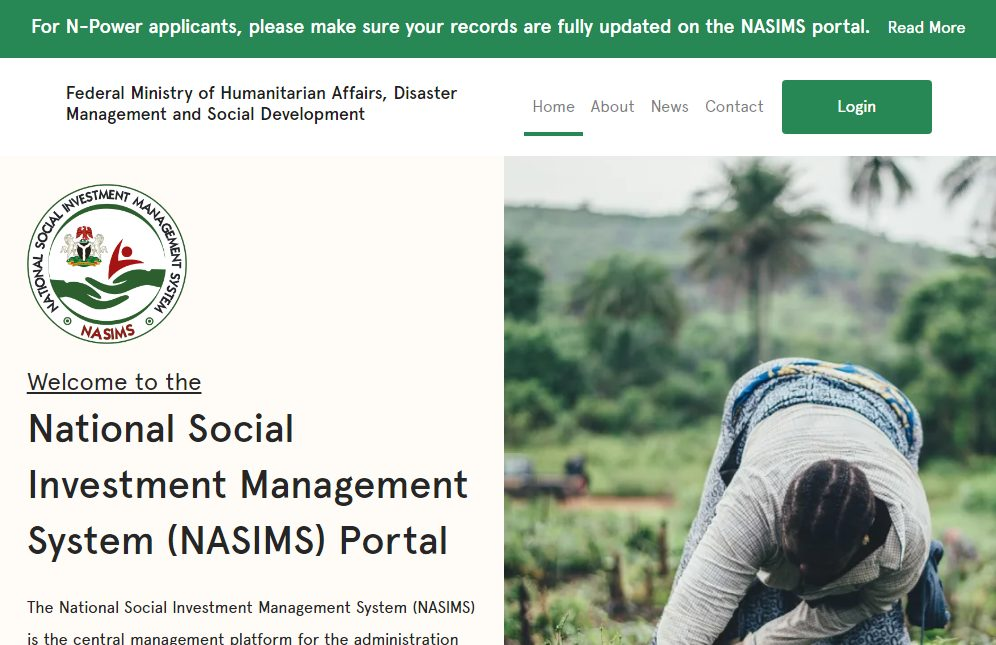 NASIMS Error | How To Fix Issues On NASIMS Portal - SearchNGR