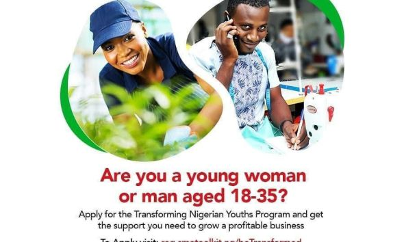 Are you a young Nigerian who wants to access up to 5 million Grant to finance your small business?