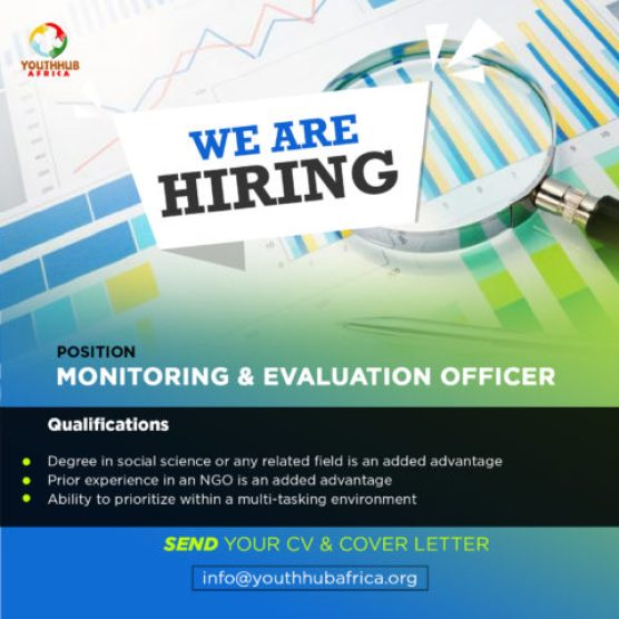 Call for Applications: Account Officer at YouthHubAfrica 2