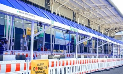 Eid-El-Fitri: Faan Urges Airport Users to abide by Covid-19 Protocols
